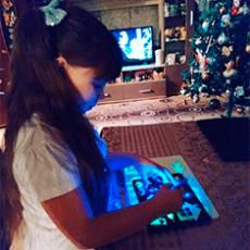 Кристина, 8 лет